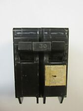 * Crouse-Hinds 30 Amp 2 Pole Breaker Type Mp-C Mp230 . Vs-291