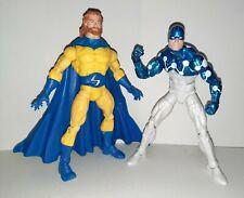 Marvel Legends Vulture Wave Cosmic Spiderman extra head + Varaint Sentry