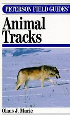 A Field Guide to Animal Tracks by Murie J. Olaus
