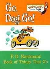 Go, Dog. Go! by P D Eastman (Board book)