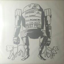 "Lustmord ""Transmuted"" (12"" Vinyl, White Label, Test Pressing) Adam Jones of Tool"