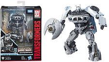 Transformers Studio Series ~ JAZZ MOVIE SERIES FIGURE #10 ~ Deluxe Class