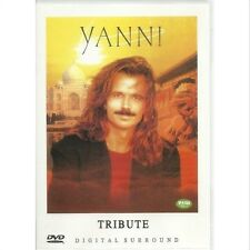Yanni Tribute - Live in India DVD (New & Sealed)