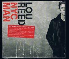 LOU REED NYC MAN  - 2 CD DIGIPACK F.C. NUOVO SIGILLATO!!!