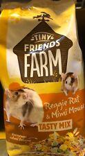 Supreme Reggie Rat Food Complete Muesli 850g