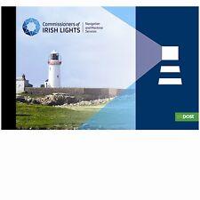 Ierland 2016  Vuurtorens  prestige booklet   postfris/mnh