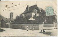 CPA -71 - UCHIZY - Villa du Château