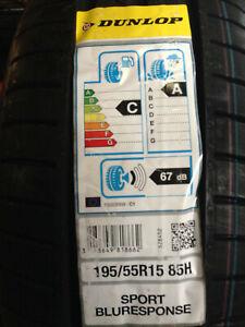 Sommerreifen DUNLOP 205//65 R15 94V SP Sport Blu Response