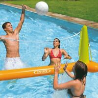Swimming Pool Fun Volleyball Net Game Water Inflatable Pool Volleyball Game