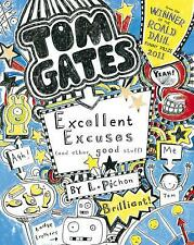 Tom Gates EXCELLENT EXCUSES and other good stuff Book NEW SOFT cover
