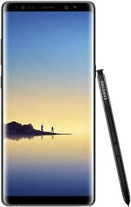 Samsung Galaxy Note 8 SM-N950U GSM Android Smartphone Black / 64GB / T-Mobile