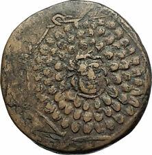 KABEIRA PONTUS 105BC Mithradates VI the Great Time GORGON NIKE Greek Coin i77155