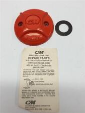 CM Mckinnon 3/4 - 6 Ton Lever Hoist Puller Brake Cap OEM 640-137 640-24 40576