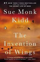 NEW - The Invention of Wings by Kidd, Sue Monk
