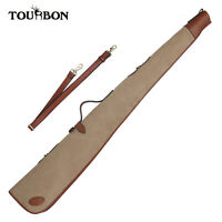 Tourbon Gun Slip Bag Shotgun Thick Cover Protector Gun Holder Fleece Padded