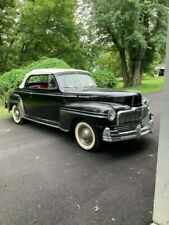 New listing  1947 Mercury Convertible/ Power Top