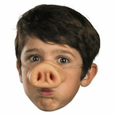 Halloween Party Funny Pig Nose Mask Animal Fancy Dress Costume Decor Props CY