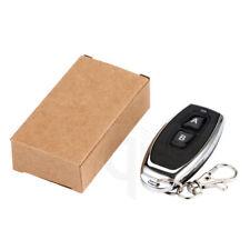 433mhz RF Remote Control Learning code 1527 EV1527 Key Garage Gate Transmitter