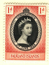 Royalty Single Falkland Island Stamps
