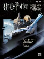 Harry Potter Magical Music: From The First Five Years At Hogwarts (easy Piano...