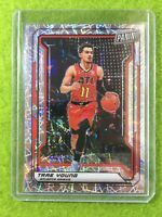 TRAE YOUNG REFRACTOR CARD JERSEY #11 HAWKS SP /99 PRIZM 2019 Panini National VIP