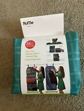 RuMe Garment Travel Organizer Bag - RED New with Tags