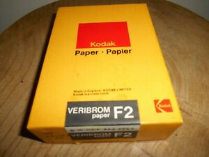 Photographic Paper..KODAK VERIBROM F2