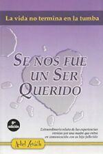 Se nos fue un ser querido by Adiel Zevach (Spanish, Paperback)