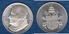 Juan pablo ii. medalla unedel aprox. 14,16 g aprox. 34 mm (b042) stampsdealer