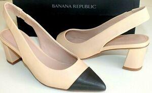 Banana Republic Women's High heels Madison  Toe Pump Brand new US 6
