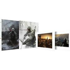 "Assassin's Creed 3 Art Book  ""RARE"" 500 COPIES Limited Edition SIGNED AND SEALED"