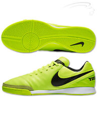 Nike Tiempo Mystic V VI Indoor IC Leather Soccer Shoes Cleats Futsal Turf 819222