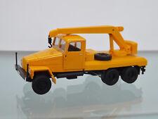Herpa 308113 - 1:87 - IFA G5 Véhicule de grue, orange - neuf emballage d'origine