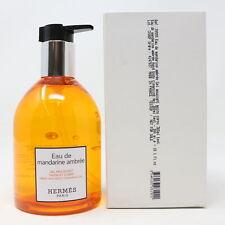 Hermes Eau De Mandarine Ambree Hand & Body Cleansing Gel 10.1oz  New In WhiteBox