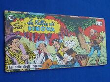 KINOWA STRISCIA n. 18 Albi Stella d' Oro VII SERIE Ed. DARDO 1961 - OTTIMA !!