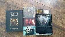 Hocico - Signos De Aberracion - OUT 079 080 - LIMITED EDITION BOX 2xCD t-shirt