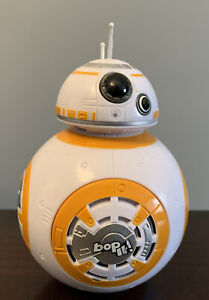 Hasbro Bopit Star Wars Edition!  Real Sounds of BB-8 with Voice Of C-3PO Bop-It