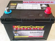 Car battery COMMORDORE SMF58 SUPERCHARGE 12V550CCA, 30Month WTY