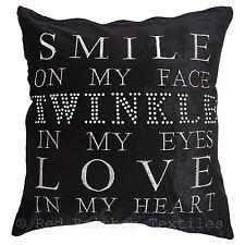 Heart Velvet Decorative Cushions