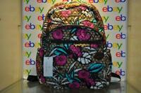 Vera Bradley Essential Backpack 23661-J18 Canyon Road Cotton NWT