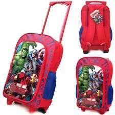 Kindertrolley Kinderkoffer Marvel Avengers Kinderrucksack Reisegepäck NEU