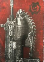 Gears Of War 2 Limited Edition Microsoft Xbox 360 Collectors Steel Case and Book