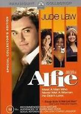 ALFIE with JUDE LAW DVD, NEW & SEALED, REGION 4, FREE POST