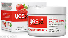 Yes To Tomatoes Organic Clearing Facial Mask For Combination Skin 50ml