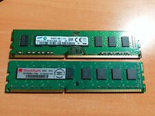 Desktop rams DDR3 PC3-12800U 16GB (2 x 8GB)