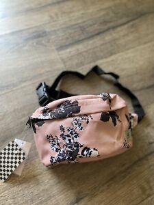 Vans Fanny Pack Pink Floral 2 pockets