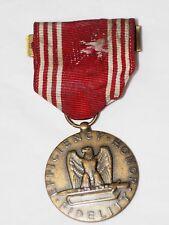 Original U.S. Army Good Conduct Medal w/Ribbon & Ribbon Bar, WWII, I Mendelsohn
