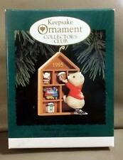 Collecting Memories Hallmark Ornament Collector's Club 1995 - Free Shipping!