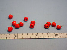 Bell Pepper (12) Red # P022 Dollhouse Miniature