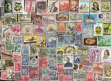 100 All Different COLUMBIA Stamps